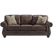 Benchcraft Breville Sofa in Faux Leather (FBC8009SOESP)