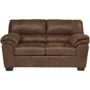 Signature Design by Ashley Bladen Loveseat in Faux Leather (1209LSCOF)