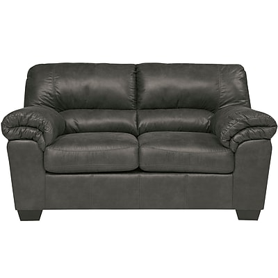 Signature Design by Ashley Bladen Loveseat in Faux Leather (1209LSSLA)