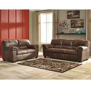 Signature Design by Ashley Bladen Living Room Set in Faux Leather (1209SETCOF)