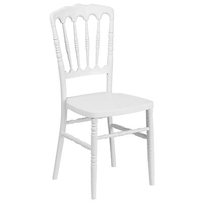Resin Stacking Napoleon Chair (LELMONWH)