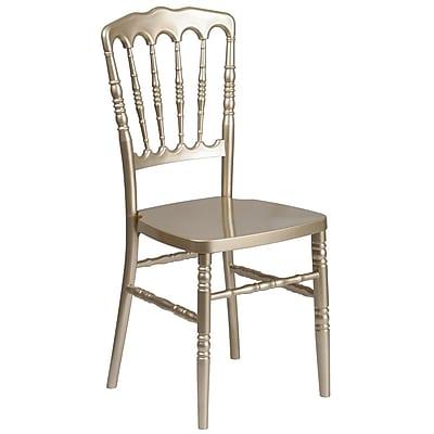 Resin Stacking Napoleon Chair (LELMONGD)