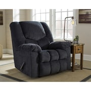 Signature Design by Ashley Turboprop Rocker Recliner in Fabric (1459RECSLA)