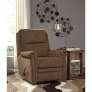 Signature Design by Ashley Earles Rocker Recliner in Fabric (6059RECCHE)
