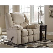Signature Design by Ashley Turboprop Rocker Recliner in Fabric (1459RECPTY)