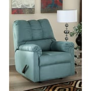 Signature Design by Ashley Darcy Rocker Recliner in Microfiber (1109RECSKY)