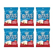Pop Tarts Bites Cookies, Frosted Strawberry, 2.2 Oz., 6/Box (3800020314)