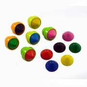 Center Enterprise, Ready2Learn Easy Grip Crayon Refills, Assorted Colors, 6 per pack, bundle of 6, 36 total (CE-6912)