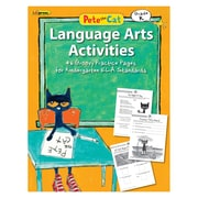 Teacher Created Resources Pete The Cat Language Arts Workbook Gr K (EP-3513)