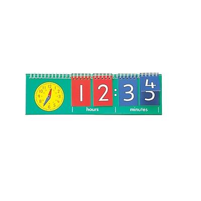 Learning Advantage Time Flip Chart, Student Size (CTU7548)