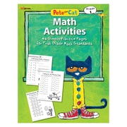 Teacher Created Resource, Pete The Cat Math Workbook Gr 1 (EP-3514)