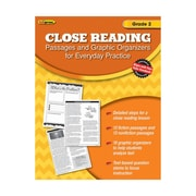 Teacher Created Resources, Close Reading Practice Book Gr 2 (EP-2560)