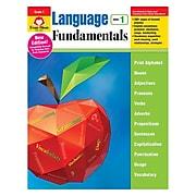 Evan-Moor Language Fundamentals Gr1 Common Core Edition, Ages 6-7 (EMC2881)