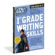 Star Wars Workbook: 1st Grade Writing (WP-17811)
