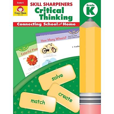 Skill Sharpeners Critical Thinking, Grade K (EMC3250)