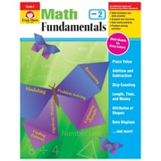 Evan-Moor Math Fundamentals Gr 2 (EMC3082)
