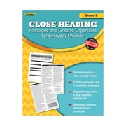 Teacher Created Resources, Close Reading Practice Book Gr 5 (EP-2563)