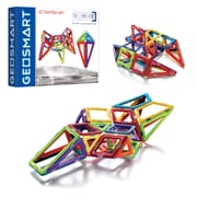 Smart Toys and Games, Starship 42pc Magnetic Construction, Assorted Colors (SG-GE0300US)