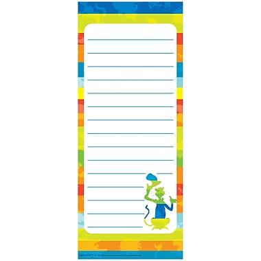 Eureka, Dr Seuss Spot On Seuss Note Pads 3.5