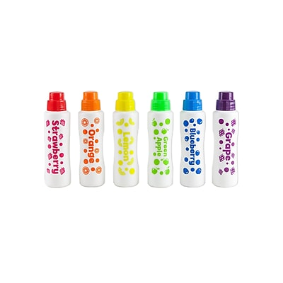 Do-A-Dot Art Fruit Scented Dot Markers, 6/Pack (DAD202) 24063018