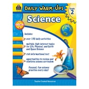 Teacher Created Resource Daily Warm Ups Gr 2 (TCR3967)