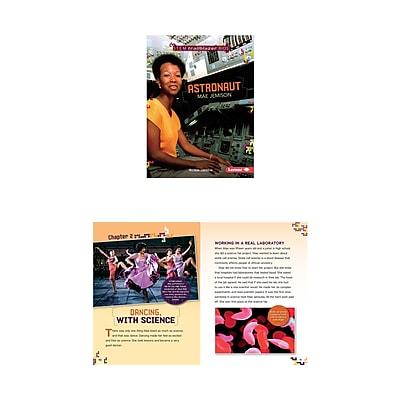 Lerner Publications Stem Bios Astronaut Mae Jemison BK Trailblazer (LPB1512413119)