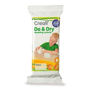 Creall AEPA26005 Do & Dry 35.3 oz Terra Cotta, bundle of 3
