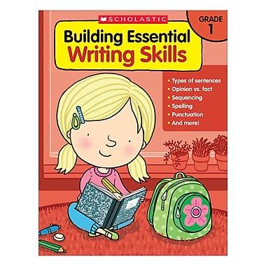 Building Essential Writing Skills: Grade 1 (SC-585039)