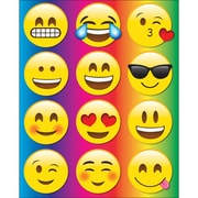 "Ashley Emojis Die Cut Magnets 12/set, 8.25"" x 11.75"" (ASH77800)"