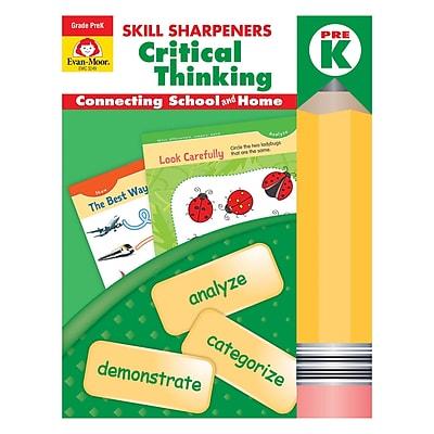 Skill Sharpeners Critical Thinking, Grade PreK (EMC3249)