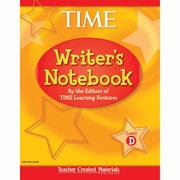 TIME For Kids® Writer's Notebook, Grades 7-12 (SEP10377)