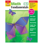 Evan-Moor Math Fundamentals Gr 1 (EMC3081)