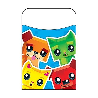 Trend Blockstars Buddies Terrific Pockets Variety Pack 1 Pocket, Bundle of 6, 40/pk total of 240 (T-77047)