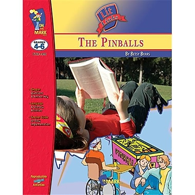 On The Mark Pinballs Lit Link Gr 4-6 (EDRE34110)