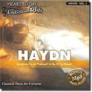 Selectmedia Entertainment Heard Before Classical Hits HAYDN Vol. 2 Audio (XS34113)