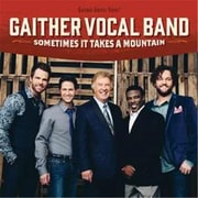 Gaither Music Group Audio CD - Sometimes It Takes A Mountain (ANCRD66368)