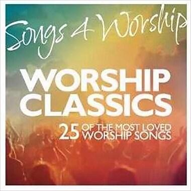 Provident-Integrity Distribut Disc Worship Classics 2 Cd (ANCRD21838)