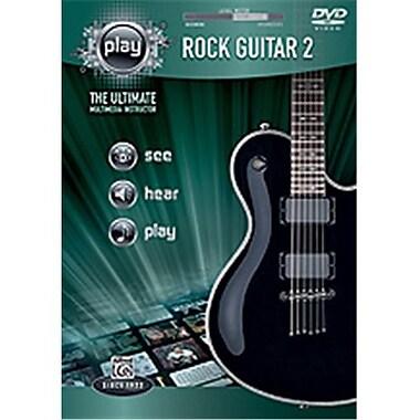 Alfred PLAY- Rock Guitar 2 - Music Book (ALFRD35606)