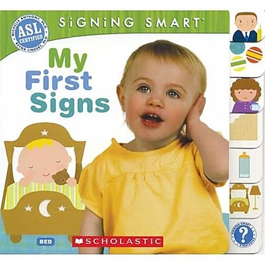 Cicso Independent Signing Smart - My First Signs (HRSC844)