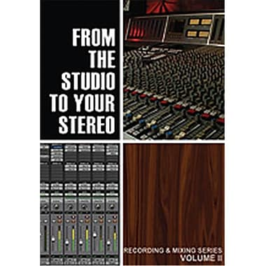Alfred From the Studio to Your Stereo- Volume II - Music Book (ALFRD48886)
