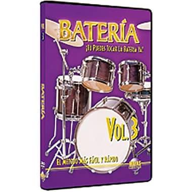 Alfred Batera Vol. 3 - Music Book (ALFRD39689)