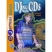 Alfred DJ Styles Series- DJing with CDs - Music Book (ALFRD45762)