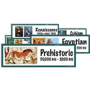 CRYSTAL PRODUCTIONS CO. ART STYLES DISPLAY CARDS (EDRE44852)