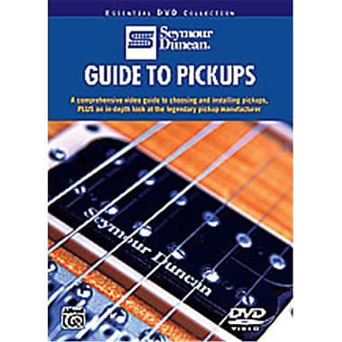 Alfred Guide to Pickups - Music Book (ALFRD35574)
