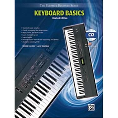 Alfred Ultimate Beginner Series - Keyboard Basics (LFR8893)