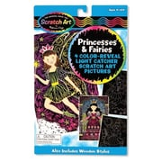 Melissa And Doug Princess & Fairy Color Reveal Light Catcher (MLSSAND1267)