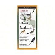 Steven M. Lewers Earth Sky Water Sibleys Backyard Birds of the Desert Southwest Poster (GC23754)