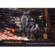 Jenkins Enterprises Hillbilly Postcard Independent Businessman - Case of 500 (DLR332578)