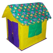 Bazoongi Stuffed Animal Cottage Playhouse (BAZ385)