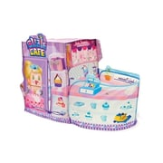Playhut X Cubie Cafe Play Tent Game, Pink (PLYHT022)